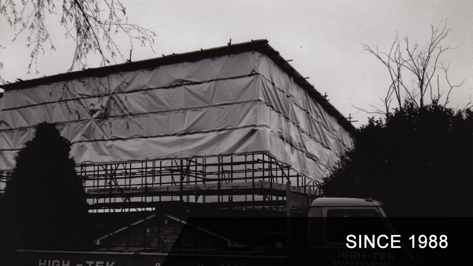 Scaffolding Since 1988 Bournemouth Poole Wimborne New Forest Southampton Dorset and Hampshire